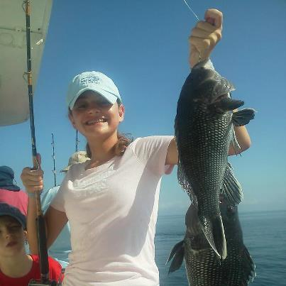 August 27 2012 for Celtic quest fishing