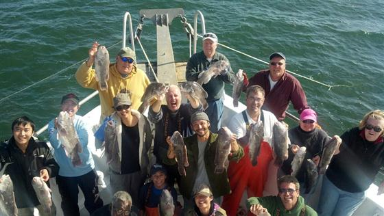October 18 2012 for Celtic quest fishing