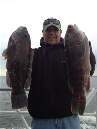 October 23 2012 for Celtic quest fishing